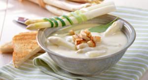 zuppa asparagi